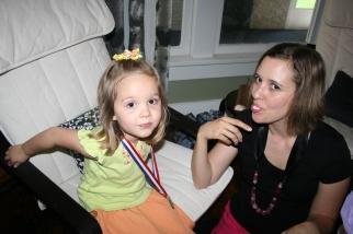 Sara's 5th birthday 11