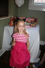 Sara's 5th birthday 2