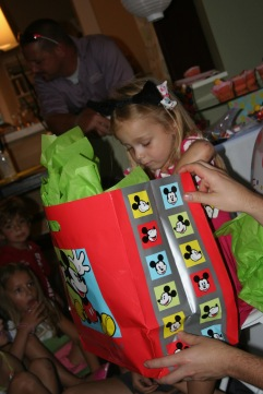 Sara's 5th birthday 25
