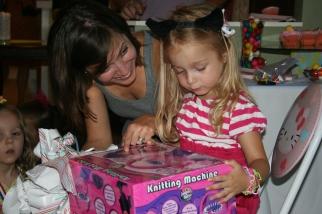 Sara's 5th birthday 29