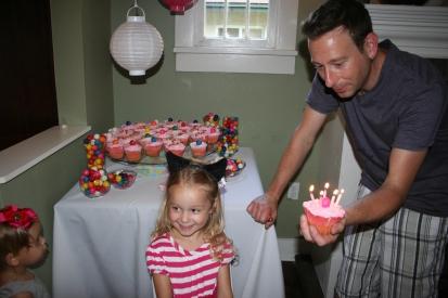 Sara's 5th birthday 3