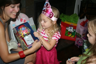 Sara's 5th birthday 43