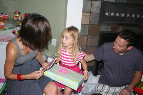 Sara's 5th birthday 45