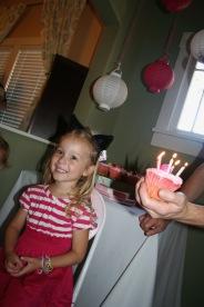 Sara's 5th birthday 4