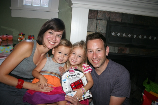 Sara's 5th birthday 49