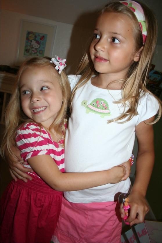 Sara's 5th birthday 9