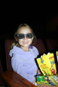 Movie Day 1