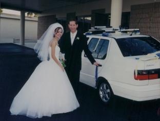 Doug and Lorena Webber Wedding Nov. 11, 2000