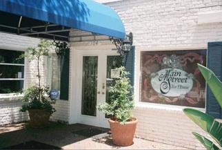 Tea Room for baby shower