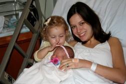 Sophia's birth