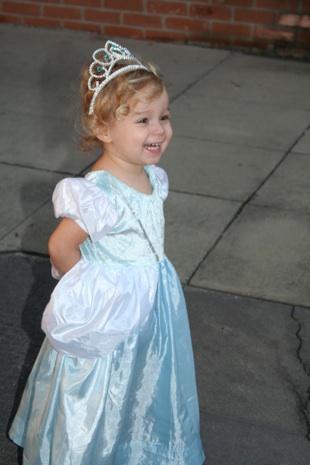 Sara- Halloween 2007