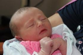 Allie's birth