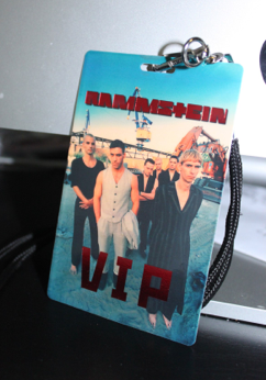 Rammstein doug webber family my vip pass rammstein m4hsunfo Choice Image