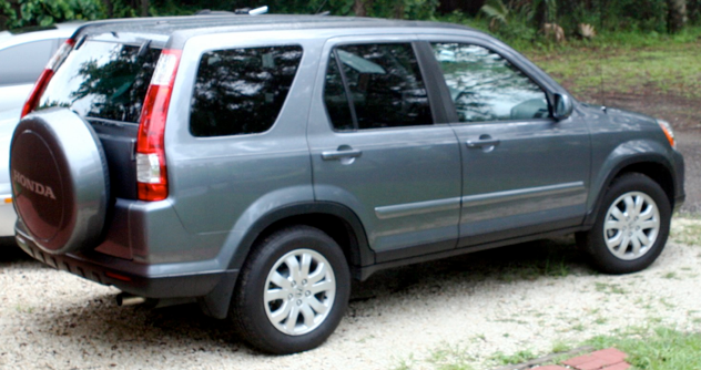 New mommy car- Honda