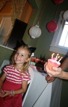 Your 5th birthday