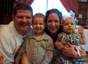 cute family