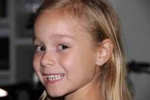 Ears Pierced