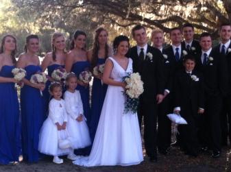 Kelley wedding
