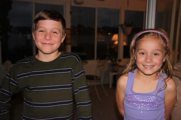 Sara and Jo