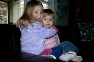 Sara and Sophie