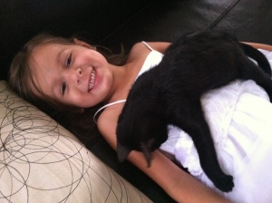 Baby and Sophie