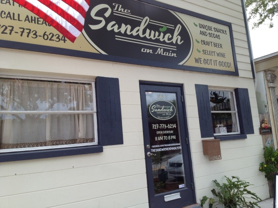The Sandwich Shop on Main