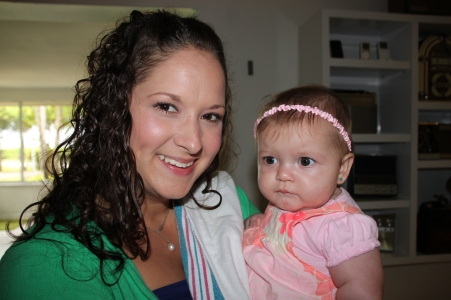 Aunt Emmy and cousin Lilli