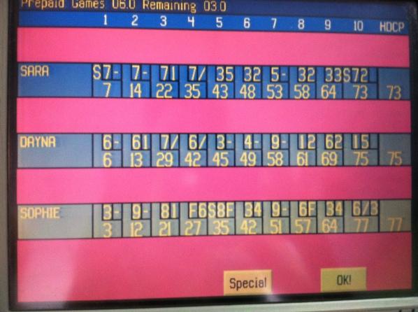 Soph wins!