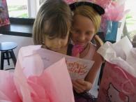 Sophie's 6th birthday