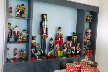 my nutcracker collection is growing