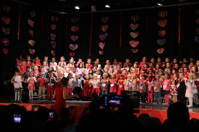 Sophie's Valentines Day Concert