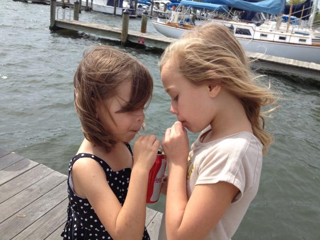 Sara and Sophia
