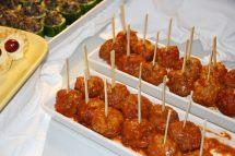 Grandma Trozzi's meatballs (Doug style)