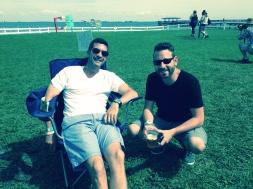 Doug and Anthony