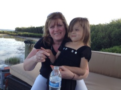 Sophie and Aunt Kathy