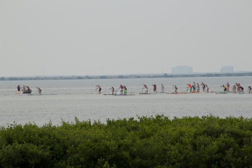 Paddle For Kids event