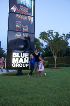 Blue Man Group 2014