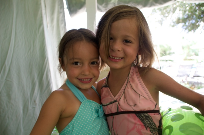 Harper and Sophie