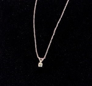 14 year anniversary necklace