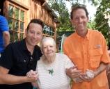 Doug, Grabber and Dad