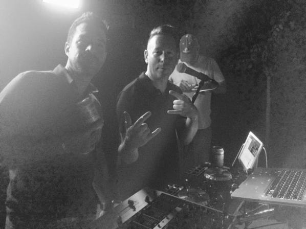 Anthony, DJ Doug E C, and Rick
