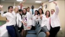 Nursing Graduation Tea