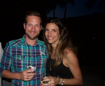 Carl and Kristin