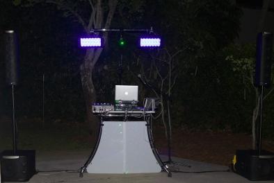 the designer DJ rig