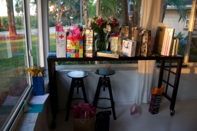 gifts and wine