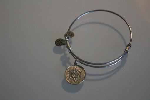 RN bracelet from my parents