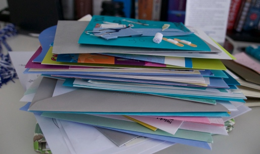 Stack of cards