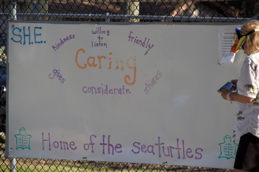 Character Assembly- Caring