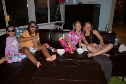 Sara's 10th birthday