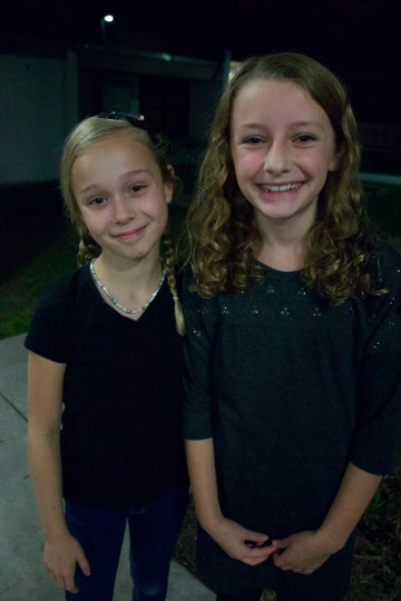 Sara and Emma